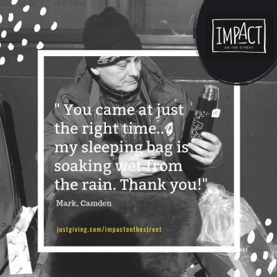 Trilogy Supporting Charity - Impact On the Street